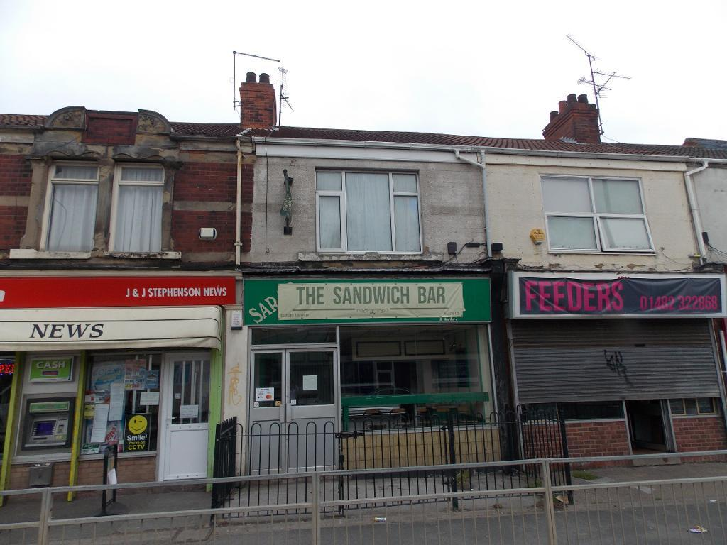 New Cleveland Street, Kingston upon Hull, HU8 7HE