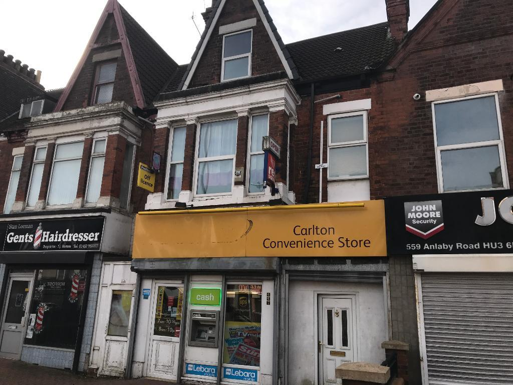 Anlaby Road, Kingston Upon Hull, HU3 6HP